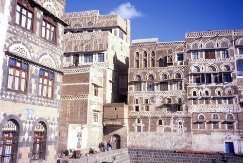 Old-City-of-Sanaa,-Yemen2